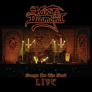 King Diamond - Songs For The Dead Live (Coloured 2LP)