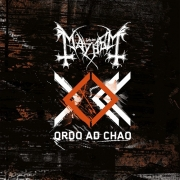 Mayhem ‎- Ordo Ad Chao (Coloured LP)