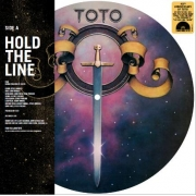 "Toto - Hold The Line/Alone (10"" Picture Disc Vinyl)"