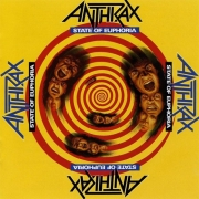 Anthrax - State Of Euphoria (2LP)