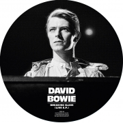 "David Bowie - Breaking Glass [Live E.P.] (7"" Picture Disc Vinyl)"