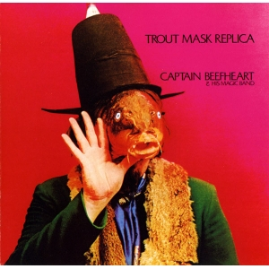 Captain Beefheart & His Magic Band - Trout Mask Replica (2LP)