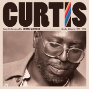 Curtis Mayfield - Keep On Keeping On: Studio Albums 1970-1974 (4LP Box Set)