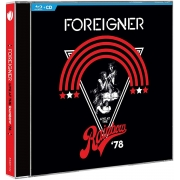 Foreigner - Live At The Rainbow '78 (Blu-ray+CD)