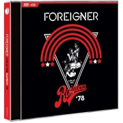 Foreigner - Live At The Rainbow '78 (DVD+CD)
