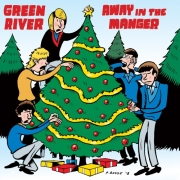 "Green River / U-Men - Away In A Manger / Blue Christmas (7"" Vinyl)"