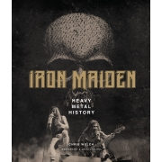 Iron Maiden Heavy Metal History by Chris Welch (Book)