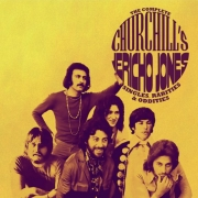 The Churchill's / Jericho Jones - The Complete Non-Album Singles, Rarities & Oddities (2LP)