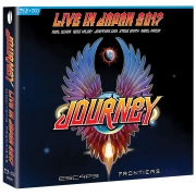 Journey - Live In Japan 2017: Escape Frontiers (Blu-ray+2CD)