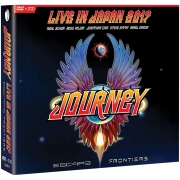 Journey - Live In Japan 2017: Escape Frontiers (DVD+2CD)