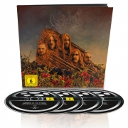 Opeth - Garden Of The Titans: Live At Red Rocks Ampitheatre (4-Disc Box Set)