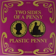 Plastic Penny - Two Sides Of A Penny (LP)