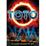 Toto - 40 Tours Around The Sun (Blu-ray)