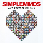 Simple Minds - 40: The Best Of 1979-2019 (3CD)