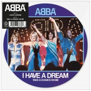 "ABBA - I Have A Dream (7"" Picture Disc)"