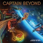 Captain Beyond - Live In Miami: August 19, 1972 (Coloured LP)
