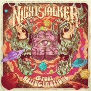 Nightstalker - Great Hallucinations (Coloured LP)
