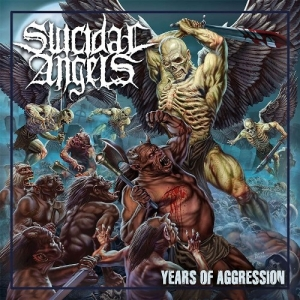 Suicidal Angels - Years Of Aggression (Digi CD)