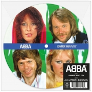 "ABBA - Summer Night City (7"" Picture Disc)"