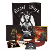 Angel witch - Angel Of Light (Deluxe Box Set)