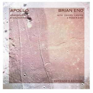 Brian Eno - Apollo: Atmospheres & Soundtracks (Limited Hardcover 2CD)