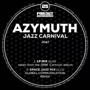 "Azymuth - Space Jazz Carnival (Global Communications Remix) (12"" Vinyl)"