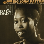 Big John Patton - Oh Baby! (LP)