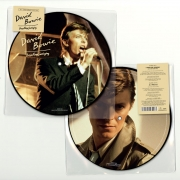 "David Bowie - Boys Keep Swinging (Picture Disc 7"" Vinyl)"
