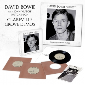 "David Bowie - Clareville Grove Demos (7"" Vinyl Box Set)"