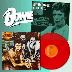 David Bowie - Diamond Dogs: 45th Anniversary (Coloured LP)