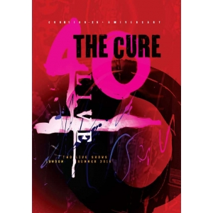 The Cure - 40 Live: Curaetion - 25 + Anniversary (Limited 2DVD)