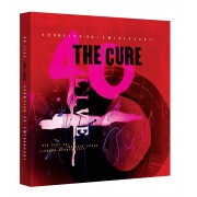 The Cure - 40 Live: Curaetion - 25 + Anniversary (Deluxe 2DVD+4CD Box Set)