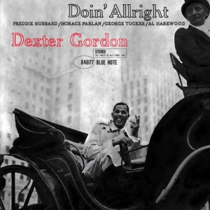 Dexter Gordon - Doin' Allright (LP)
