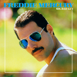 Freddie Mercury - Mr. Bad Guy (LP)