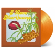 Linval Thompson - I Love Marijuana (Coloured LP)