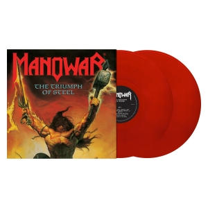 Manowar - The Triumph Of Steel (Coloured 2LP)