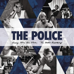 The Police - Every Move You Make: The Studio Recordings (6CD Box Set)