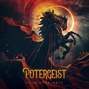 Potergeist ‎- Rain Over Hell (LP)