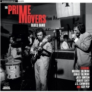 The Prime Movers Blues Band - The Prime Movers Blues Band (LP)