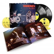 The Ramones - It's Alive: 40th Anniversary (4CD+2LP)