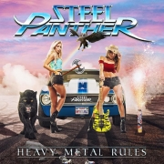 Steel Panther - Heavy Metal Rules (Coloured LP)