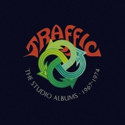 Traffic - The Studio Albums 1967-1974 (6LP Box Set)