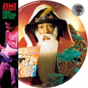 "Jimi Hendrix - Merry Christmas And Happy New Year (12"" Picture Disc)"