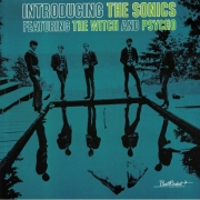 The Sonics - Introducing The Sonics (Coloured LP)