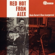 Alexis korner's Blues Incorporated - Red Hot From Alex (LP)