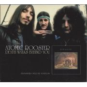 Atomic Rooster - Death Walks Behind You: Expanded Deluxe Edition (CD)