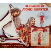 Atomic Rooster - In Hearing Of (Deluxe CD)