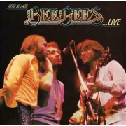 Bee Gees - Here At Last ... Bee Gees ... Live (2LP)