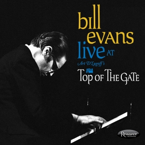Bill Evans - Live At Art D'Lugoff's Top Of The Gate (2LP)