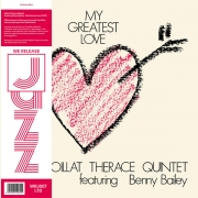 Boillat Therace Quintet - My Greatest Love (CD)